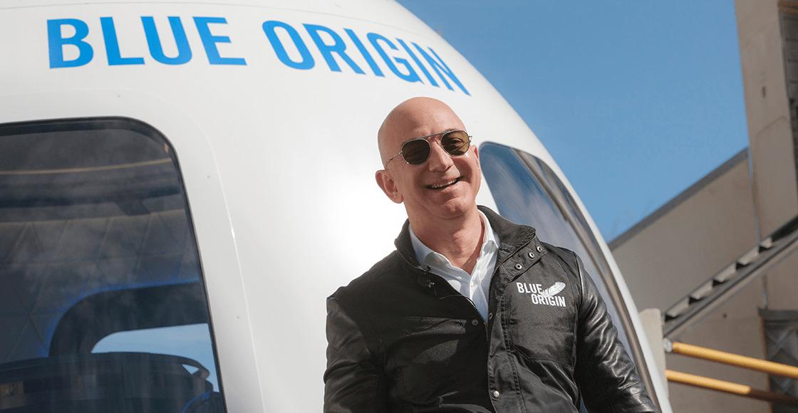 ¿El futuro de la movilidad? Así será el viaje espacial del dueño de Amazon Jeff Bezos al espacio