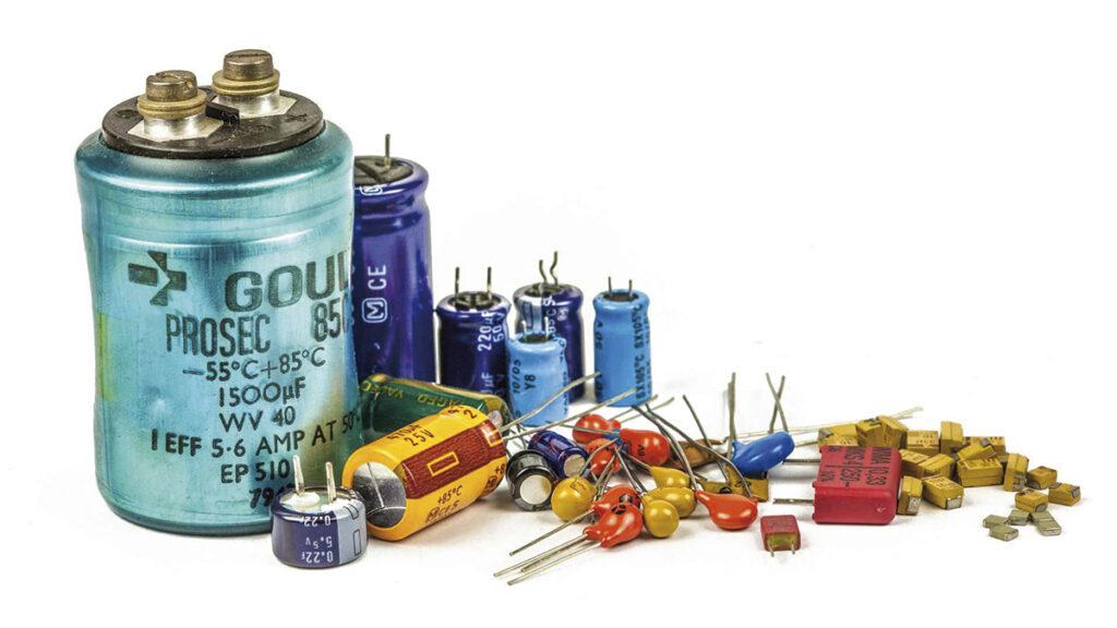 Condensadores convencionales