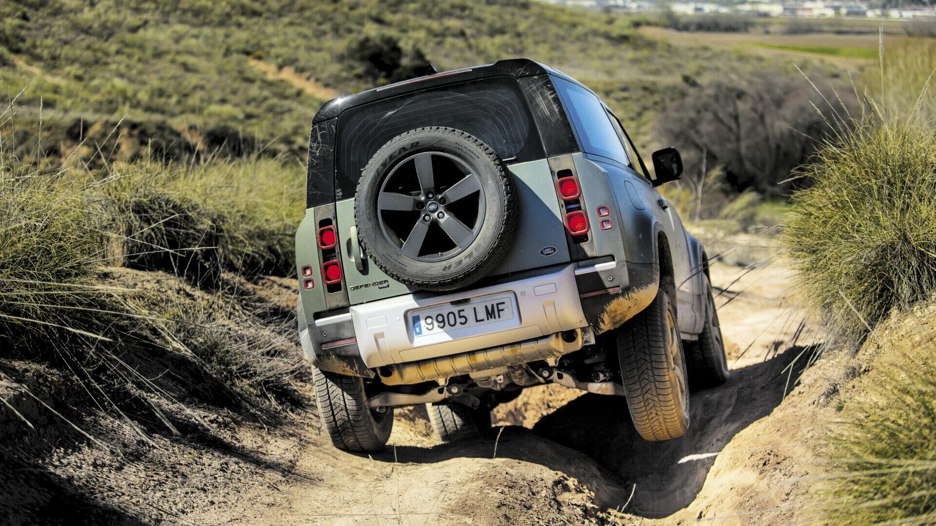 Fotos: Land Rover Defender