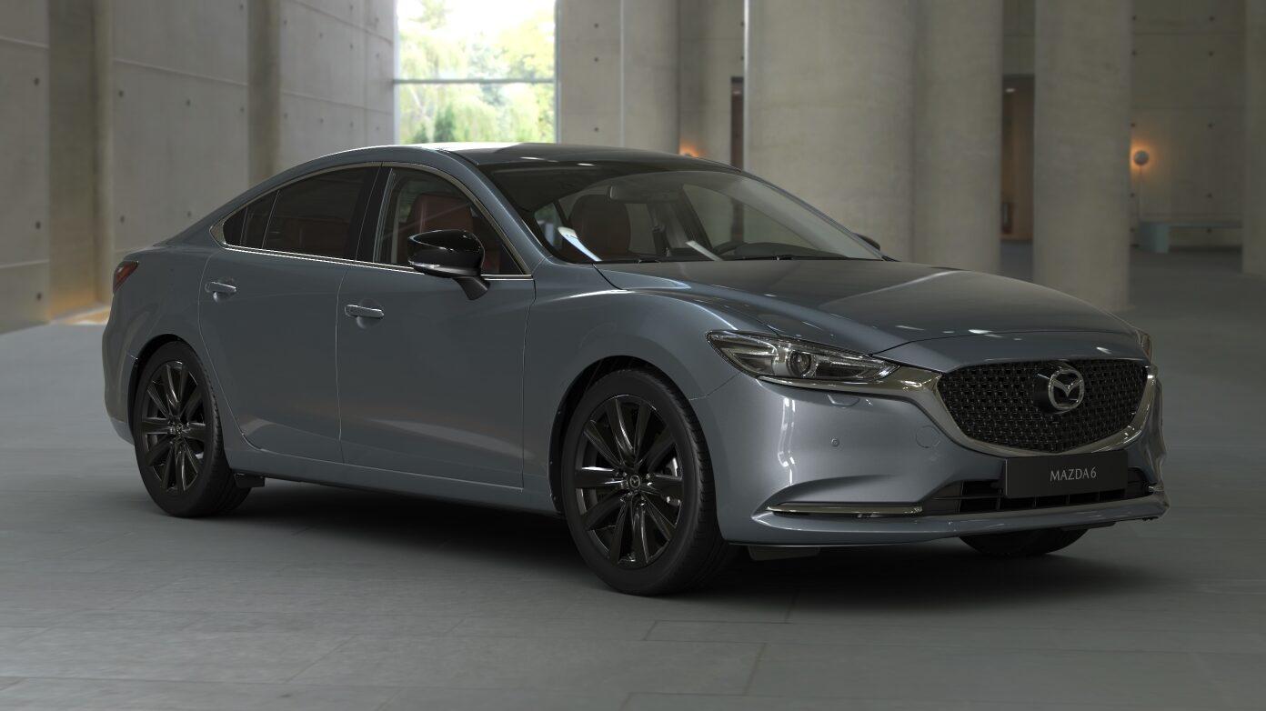 Mazda 6 2021: así es la versión de 231 CV… disponible en algunos países europeos