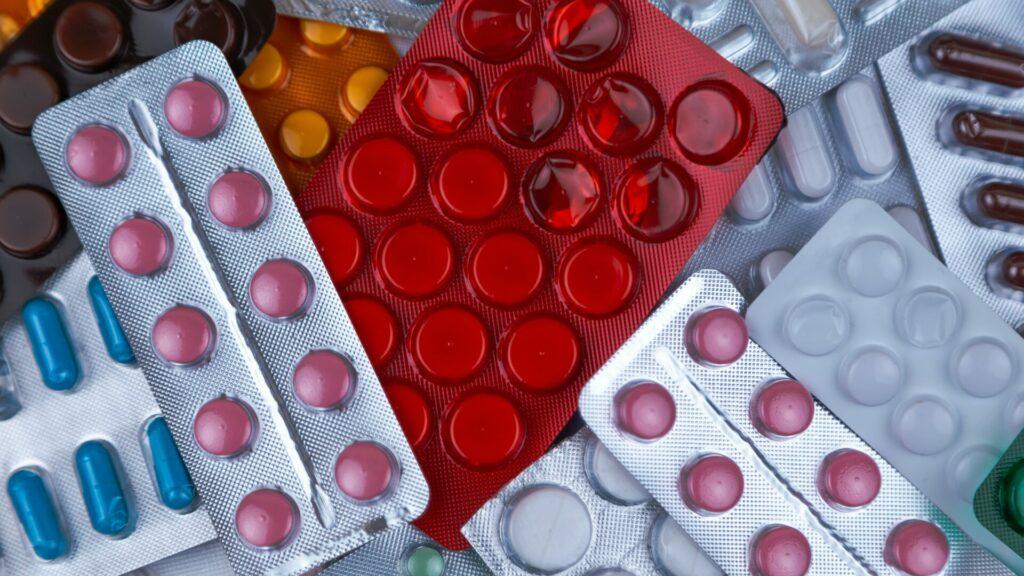 fármacos o medicamentos