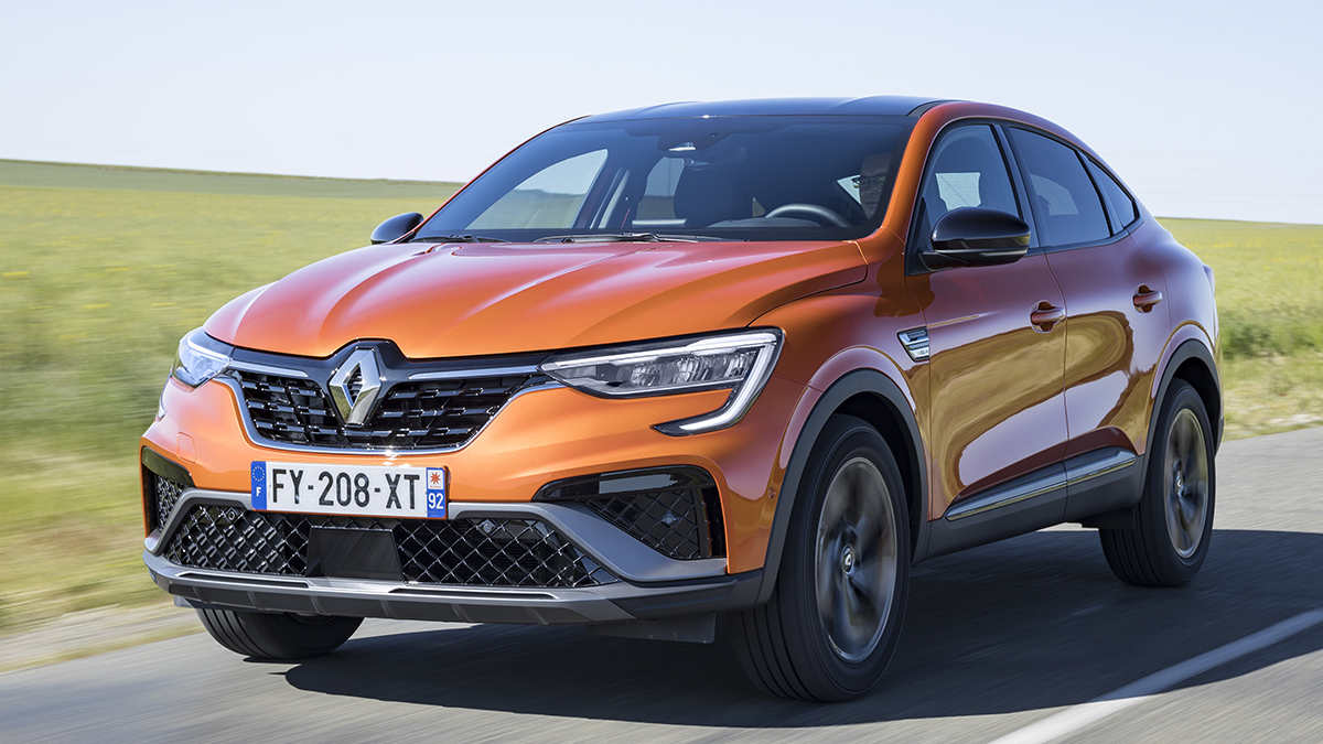 Fotos: Renault Arkana 2021