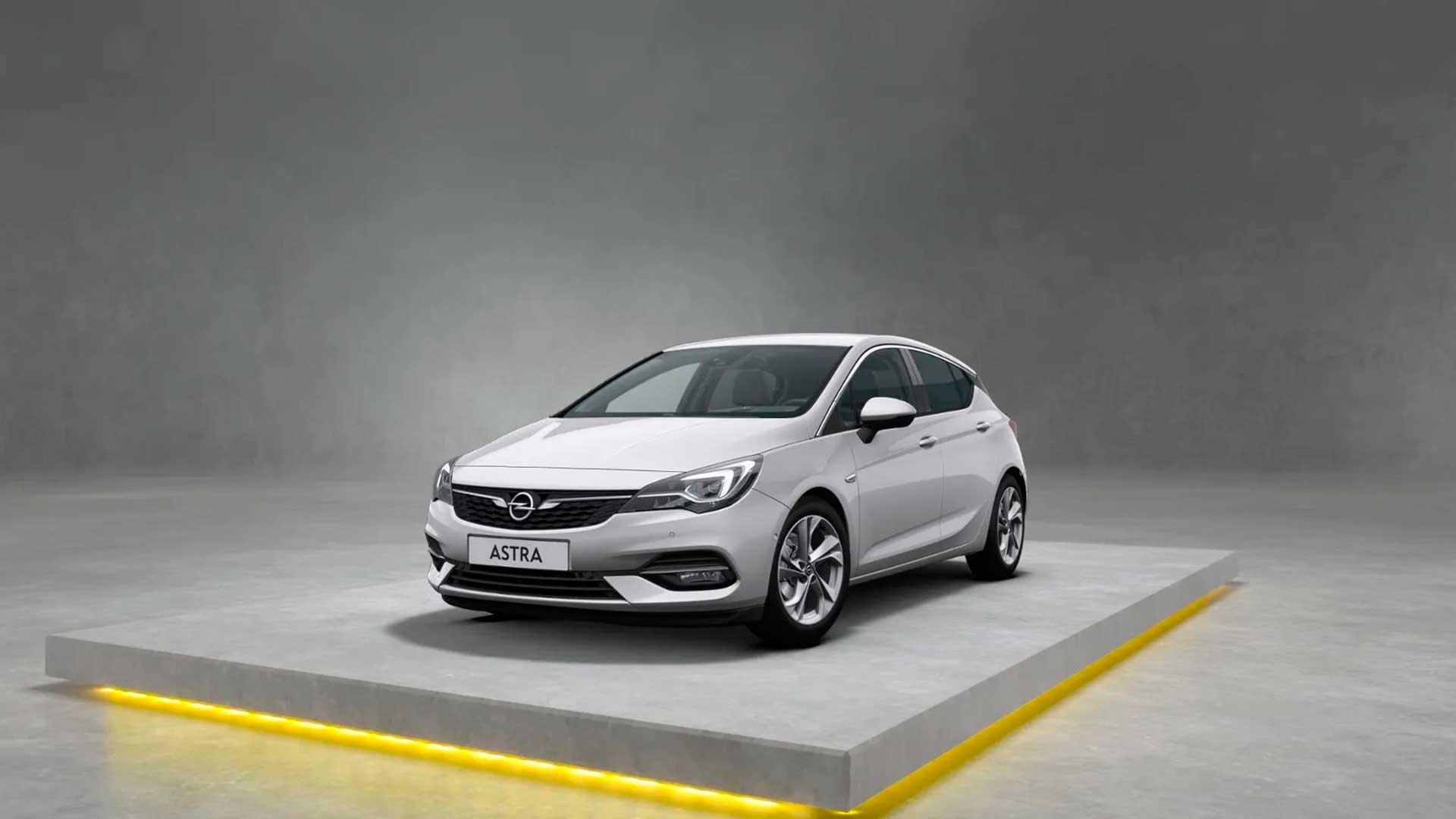 Con el nuevo Opel Astra a la vuelta de la esquina, ¿interesa una oferta del modelo actual?