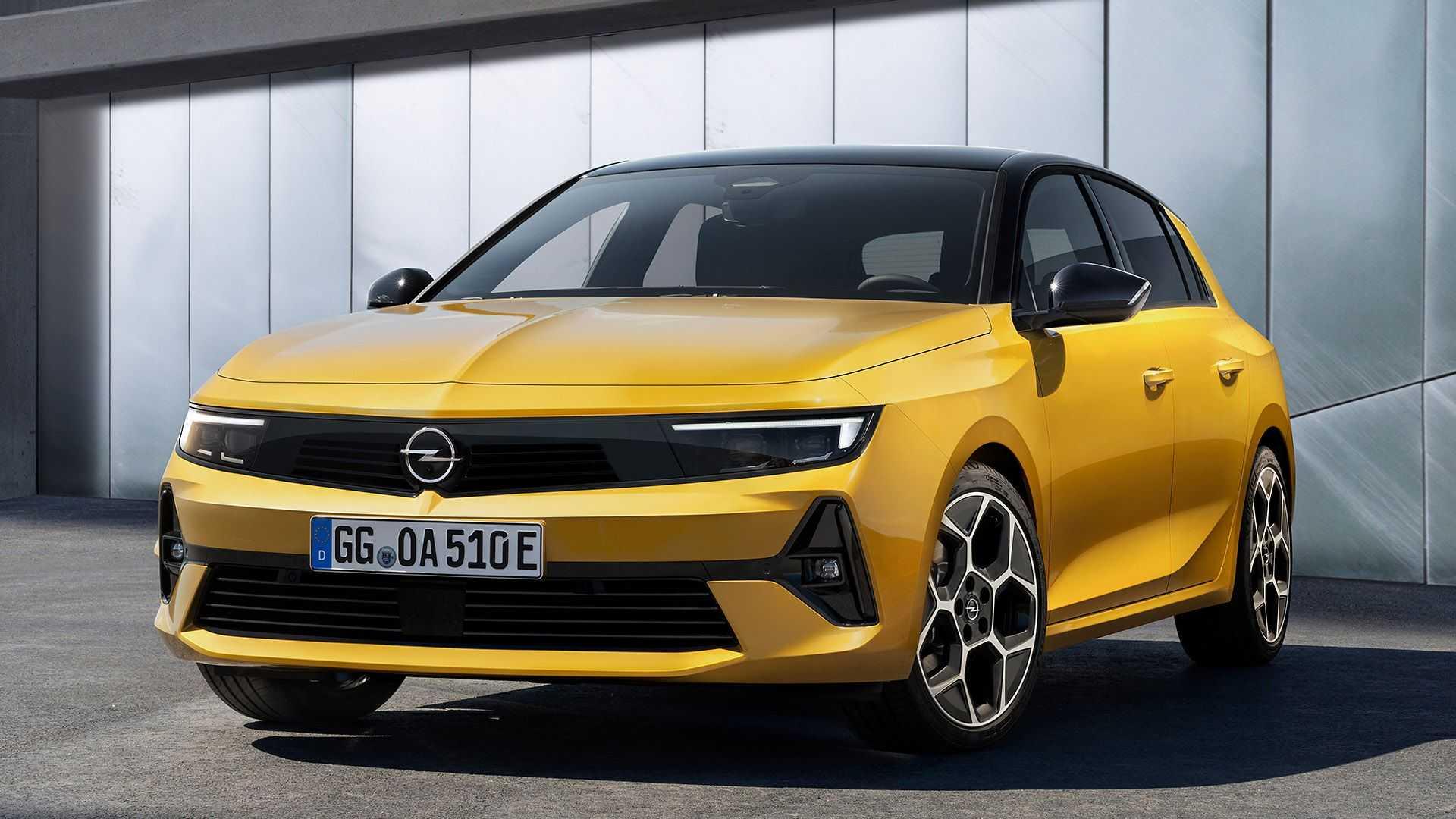 Nuevo Opel Astra 2021: 5 detalles que no conocías