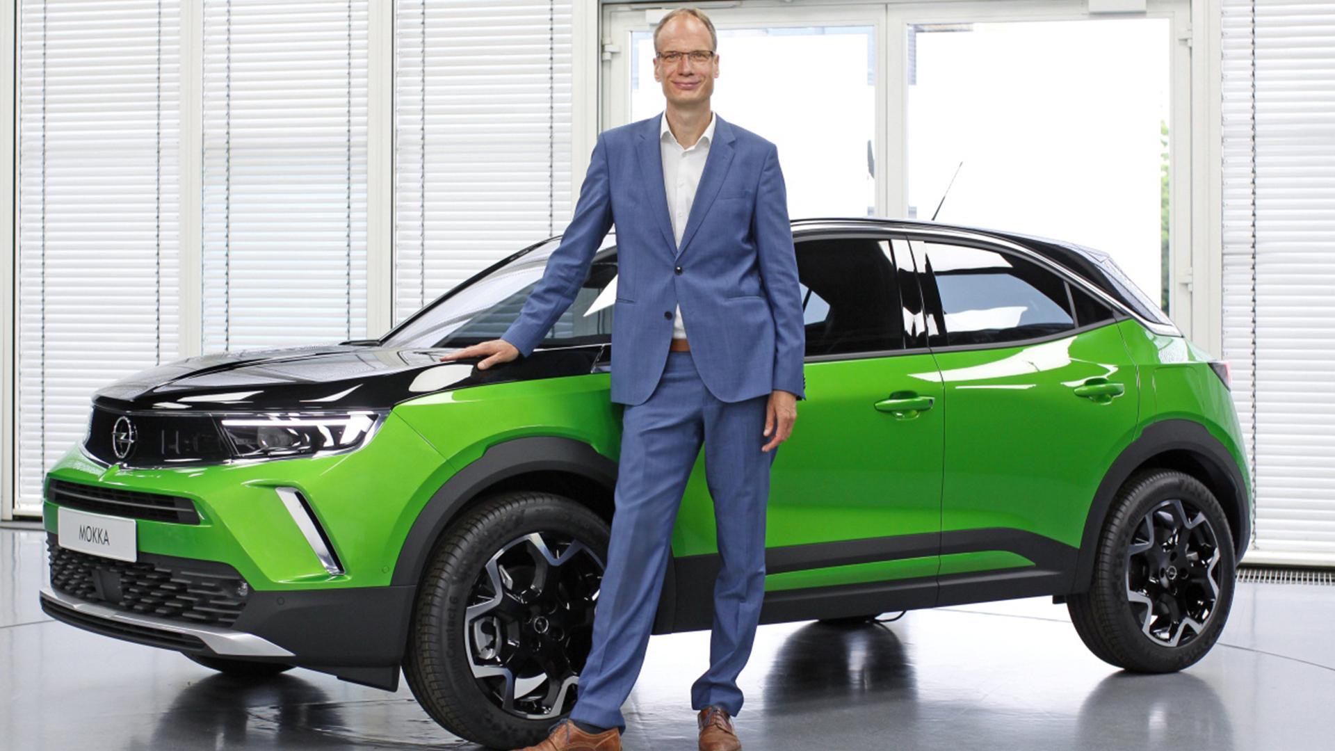Opel anuncia que dejará de fabricar motores térmicos a partir de 2028