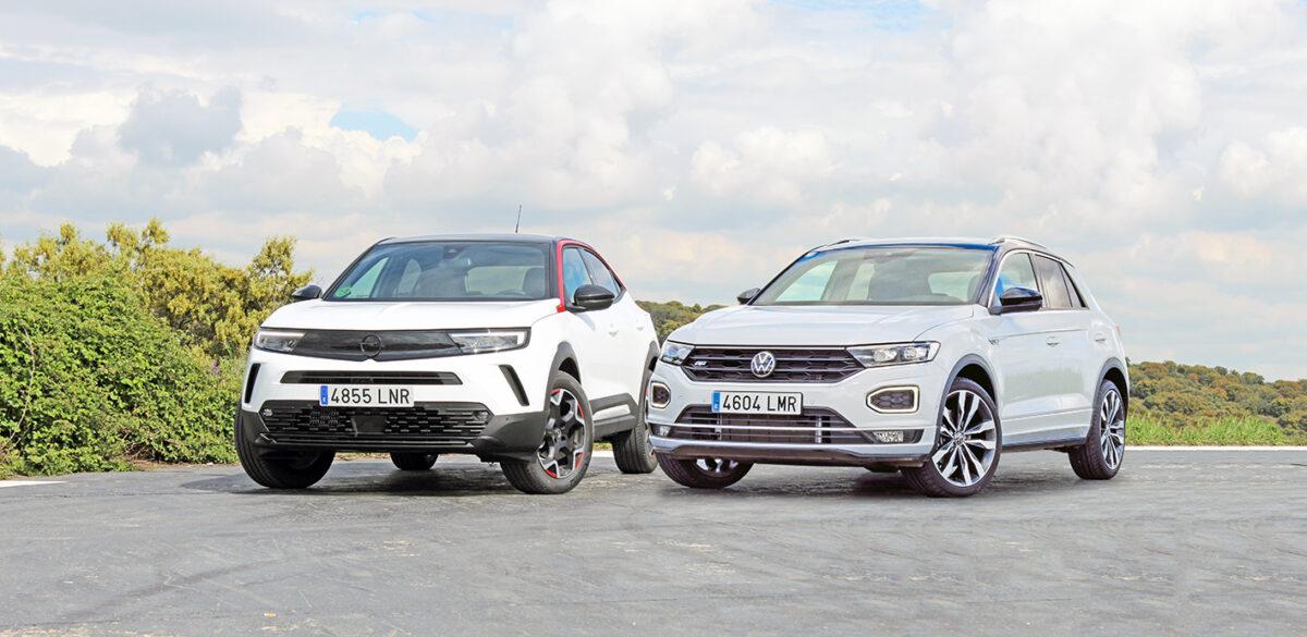 Opel Mokka vs T-Roc
