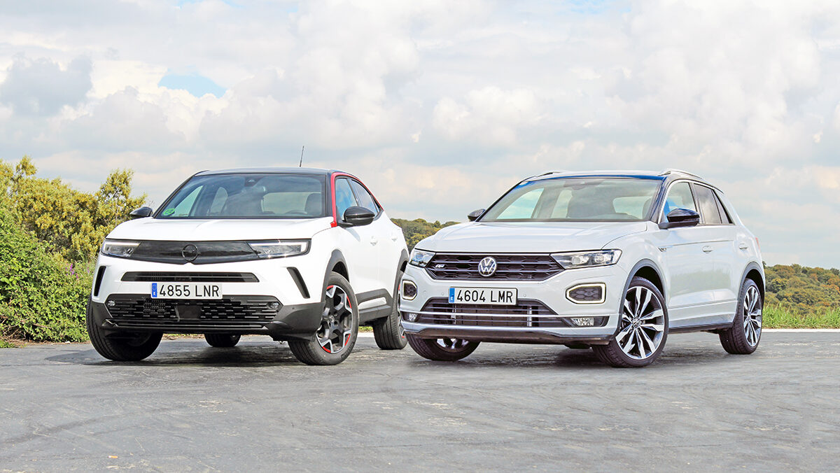 Comparativa: Opel Mokka vs. VW T-ROC