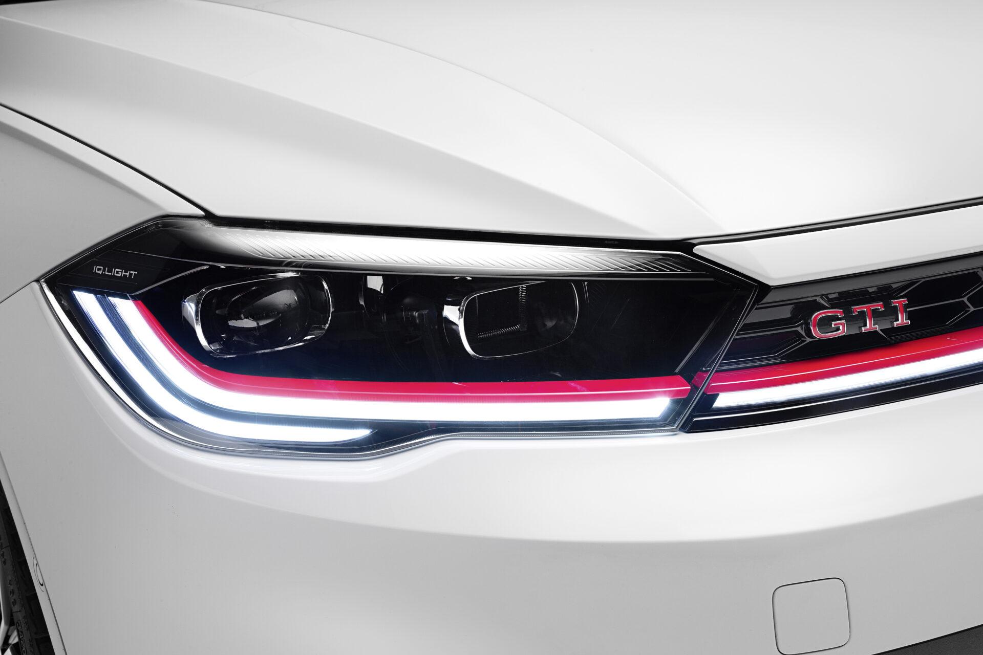 Volkswagen Polo GTI 2021 faro