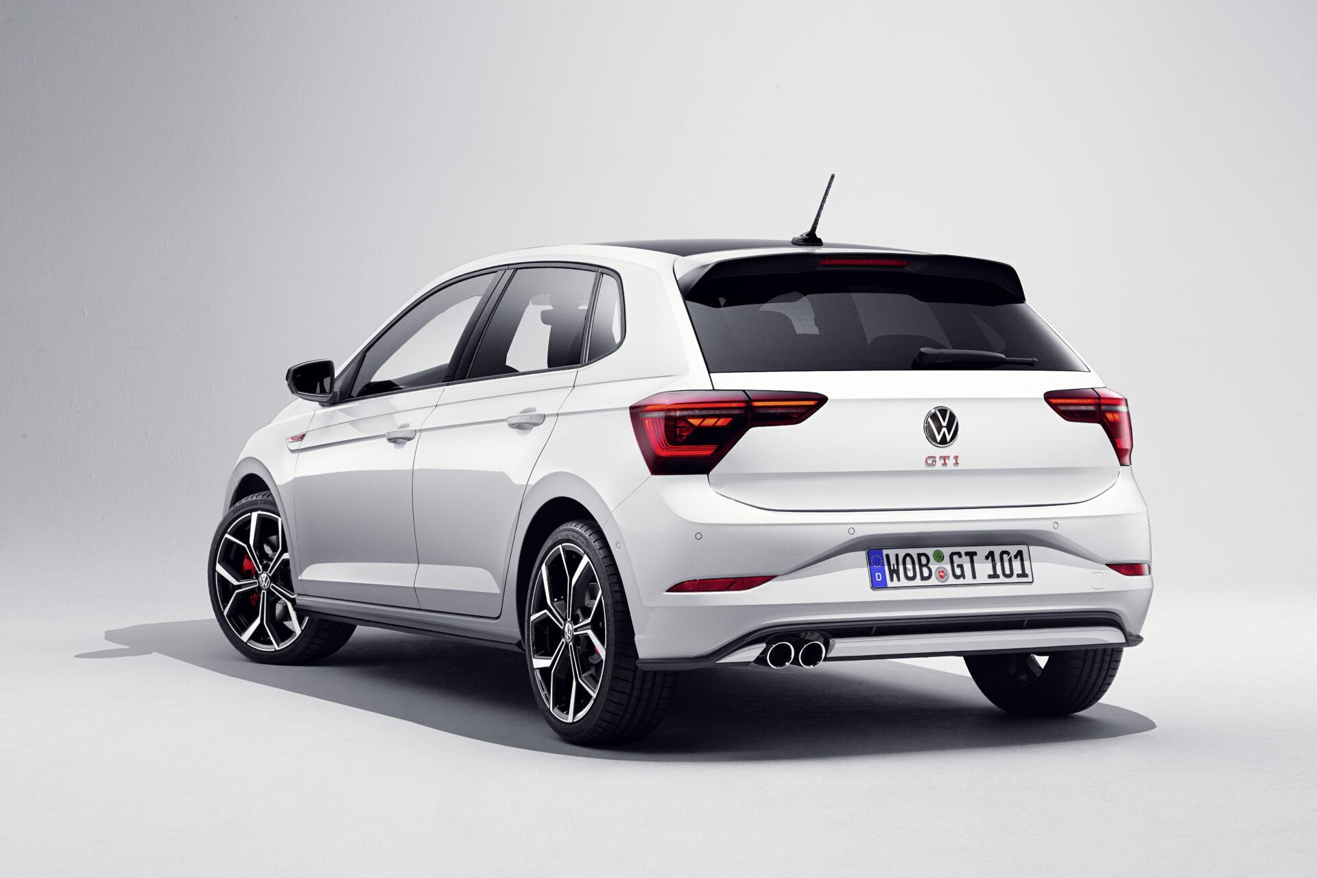 Volkswagen Polo GTI 2021 zaga