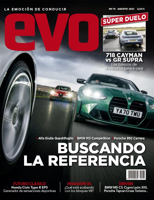 EVO 70: Buscando la referencia
