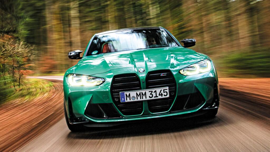 BMW M3 Competirion