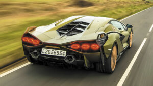 Fotos: Prueba Lamborghini Sián
