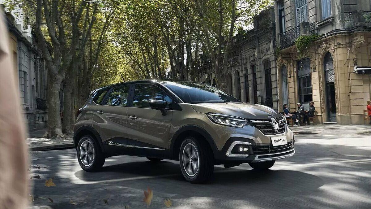 Renault Captur 2021: así es la versión 1.3 TCe de 170 CV… ¡que solo llegará a Brasil!