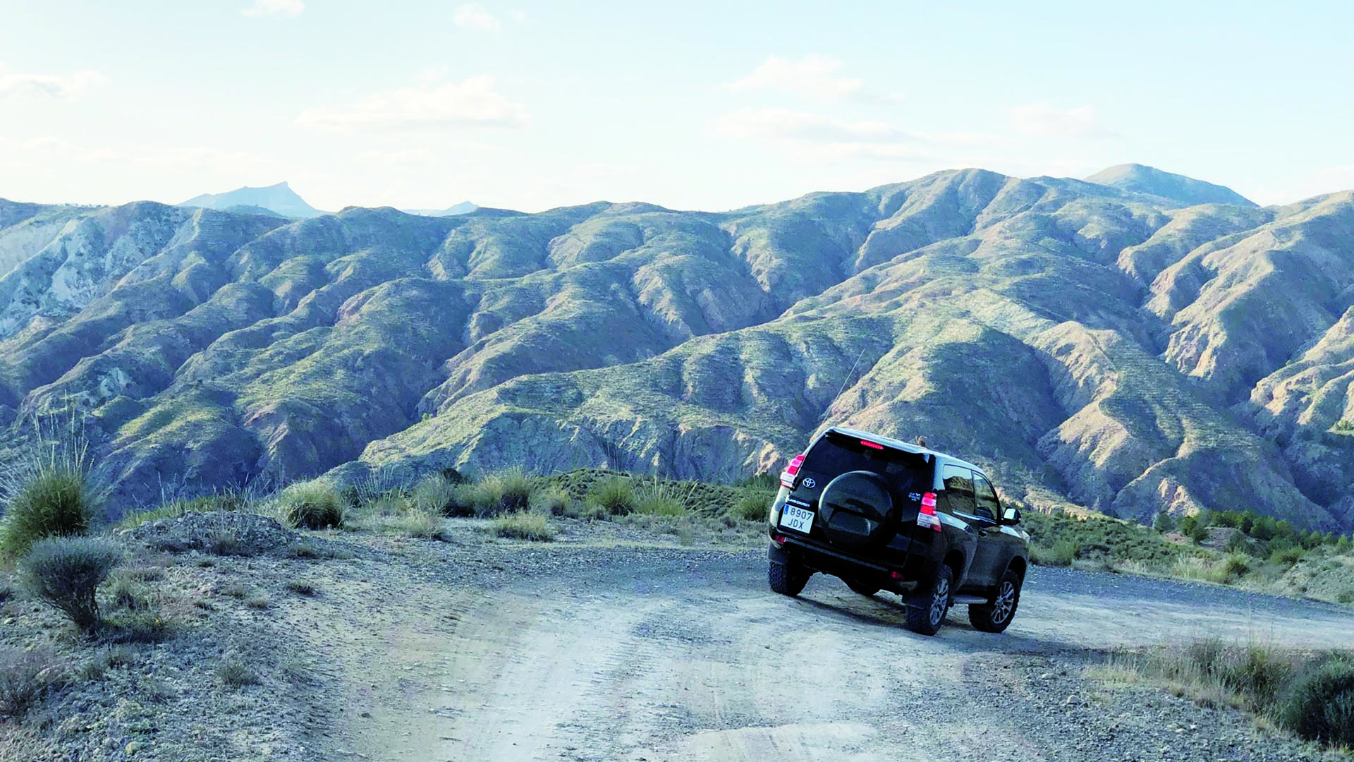 Ruta TT Sierra y desiertos Andalucía