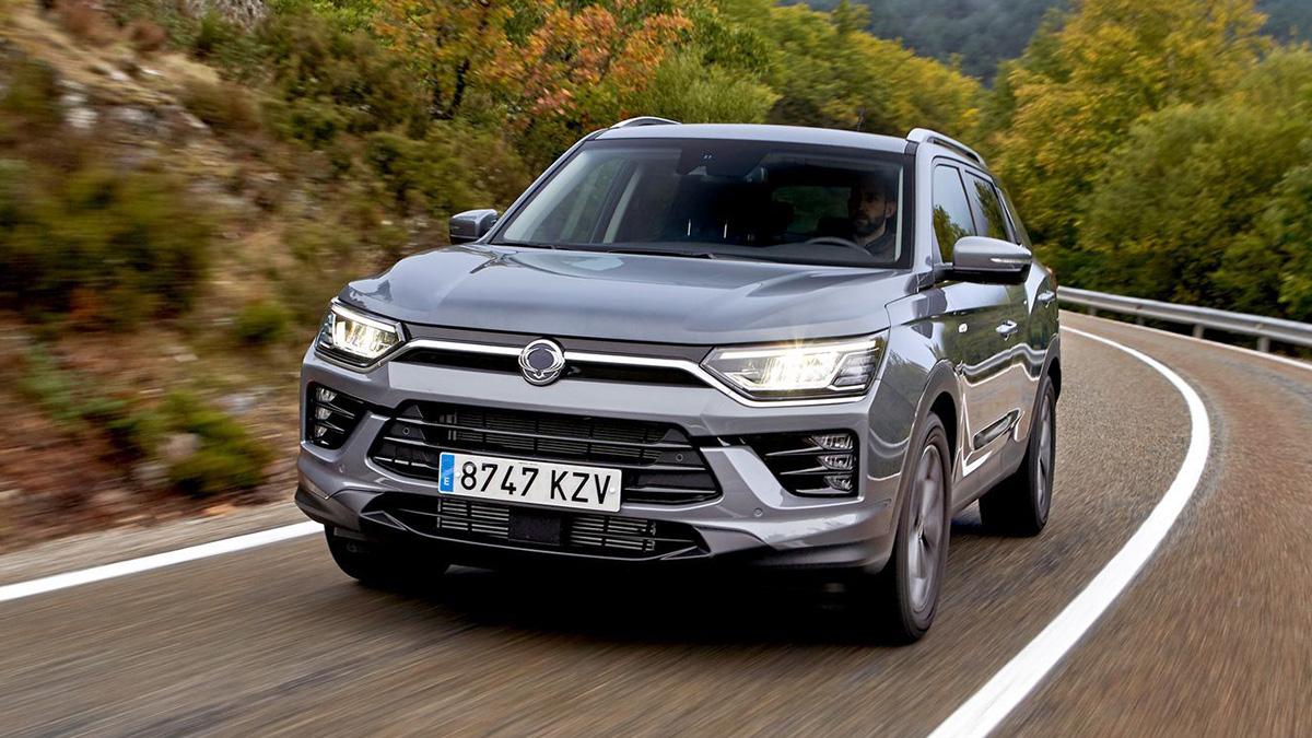 SsangYong Korando 2021: un SUV con 149 CV por 17.600 euros… ¡o 19.650 € con etiqueta ECO!