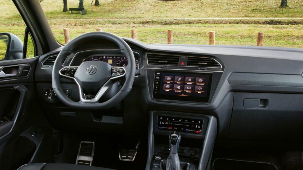 Volkswagen Tiguan Allspace 2021: precios y equipamientos para España