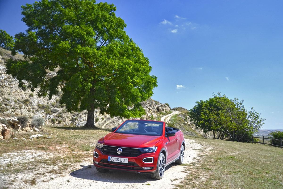 Territorio VW T-Roc, pueblos, castillos y una ruta en cabrio