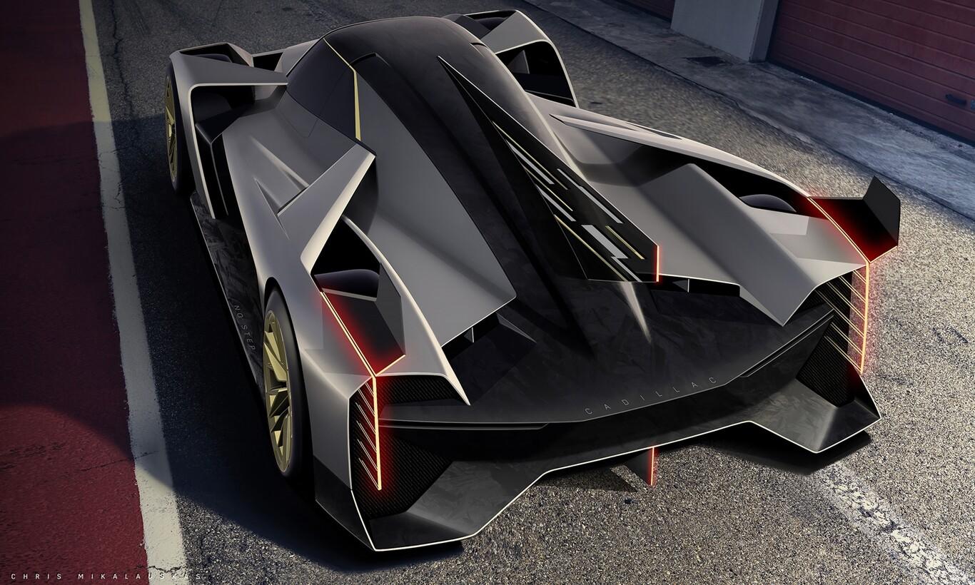 Cadillac volverá a competir en Le Mans con un prototipo LMDh en 2023