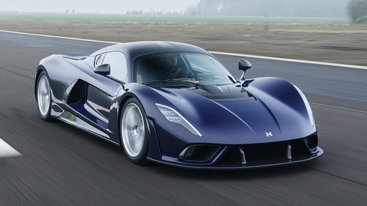 Hennessey Venom F5, Cinco hiperdeportivos capaces de superar los 400 km/h