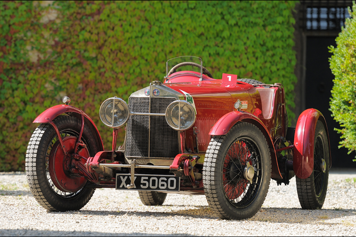 1924 Alfa Romeo RL Targa Florio TF11 01
