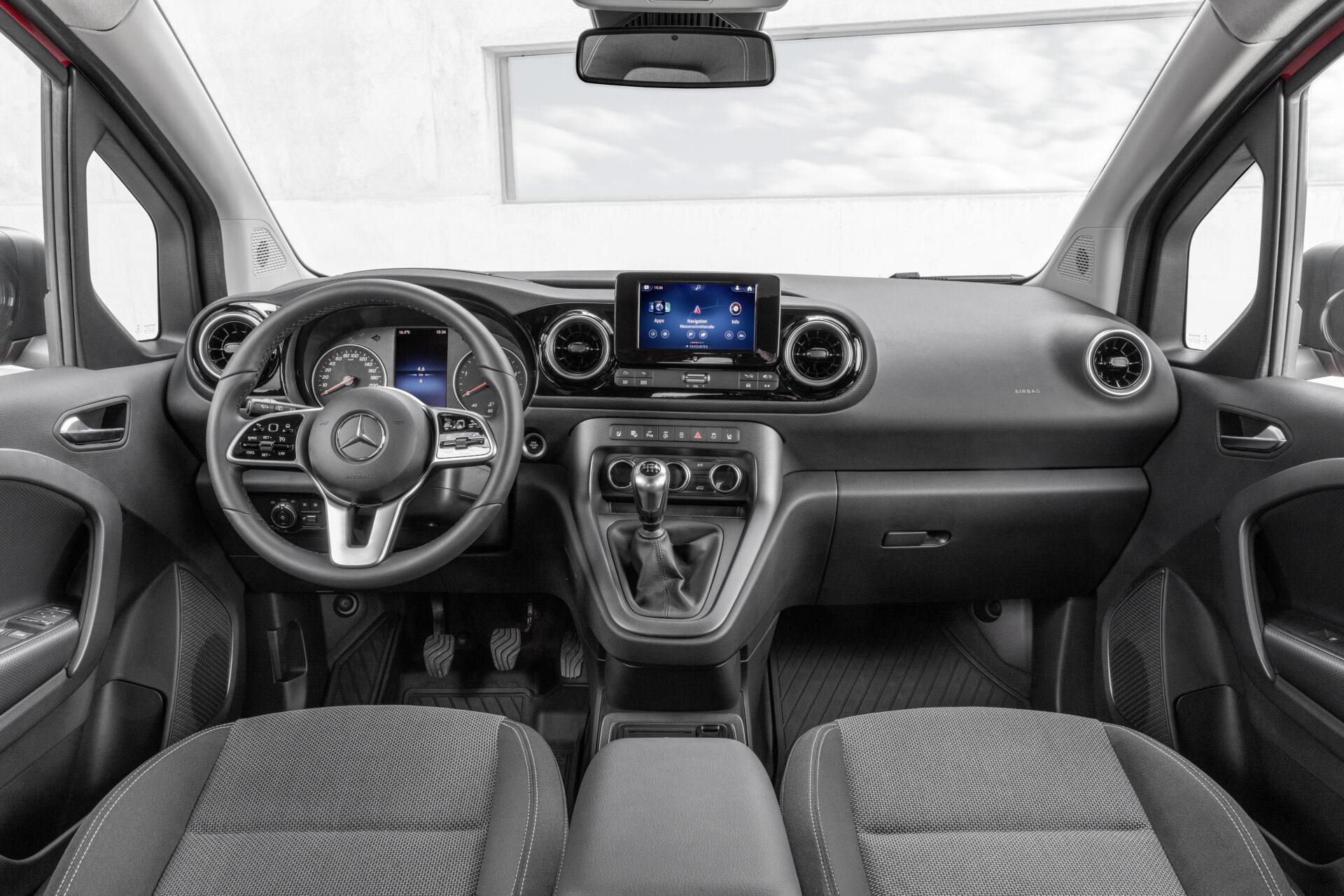 Mercedes-Benz Citan 2021 interior