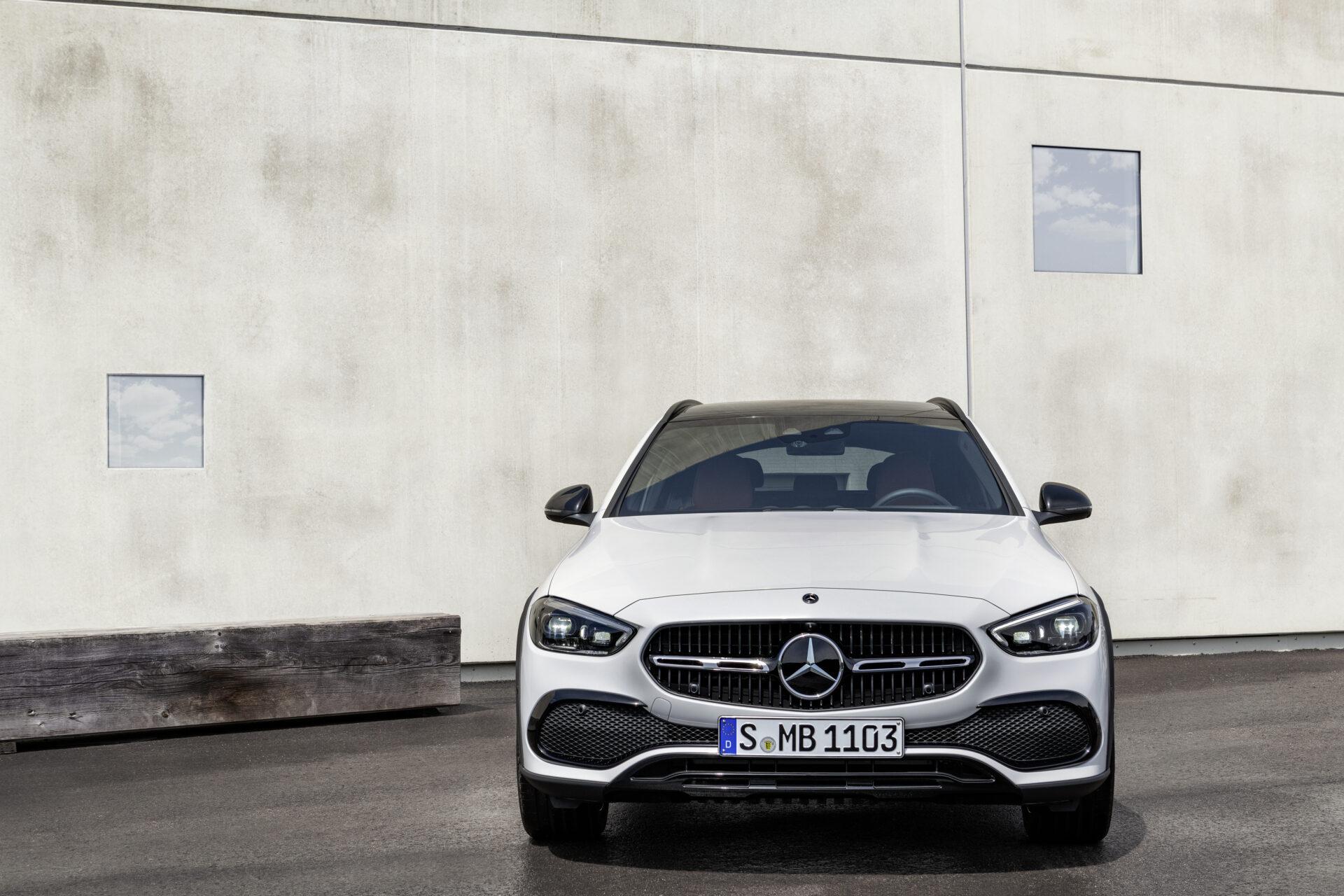 Nuevo Mercedes-Benz Clase C Estate All-Terrain 2021.