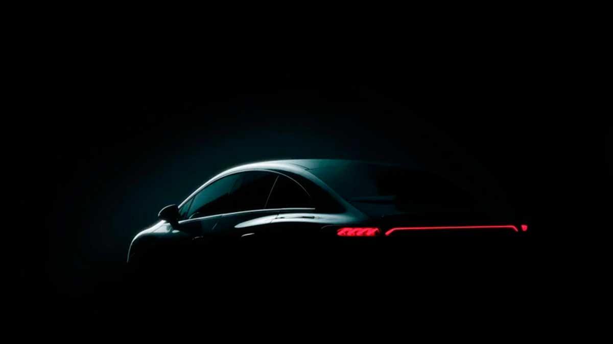 Nuevo Mercedes-AMG EQS 2022: el primer AMG 100% eléctrico se presentará en el Salón de Múnich