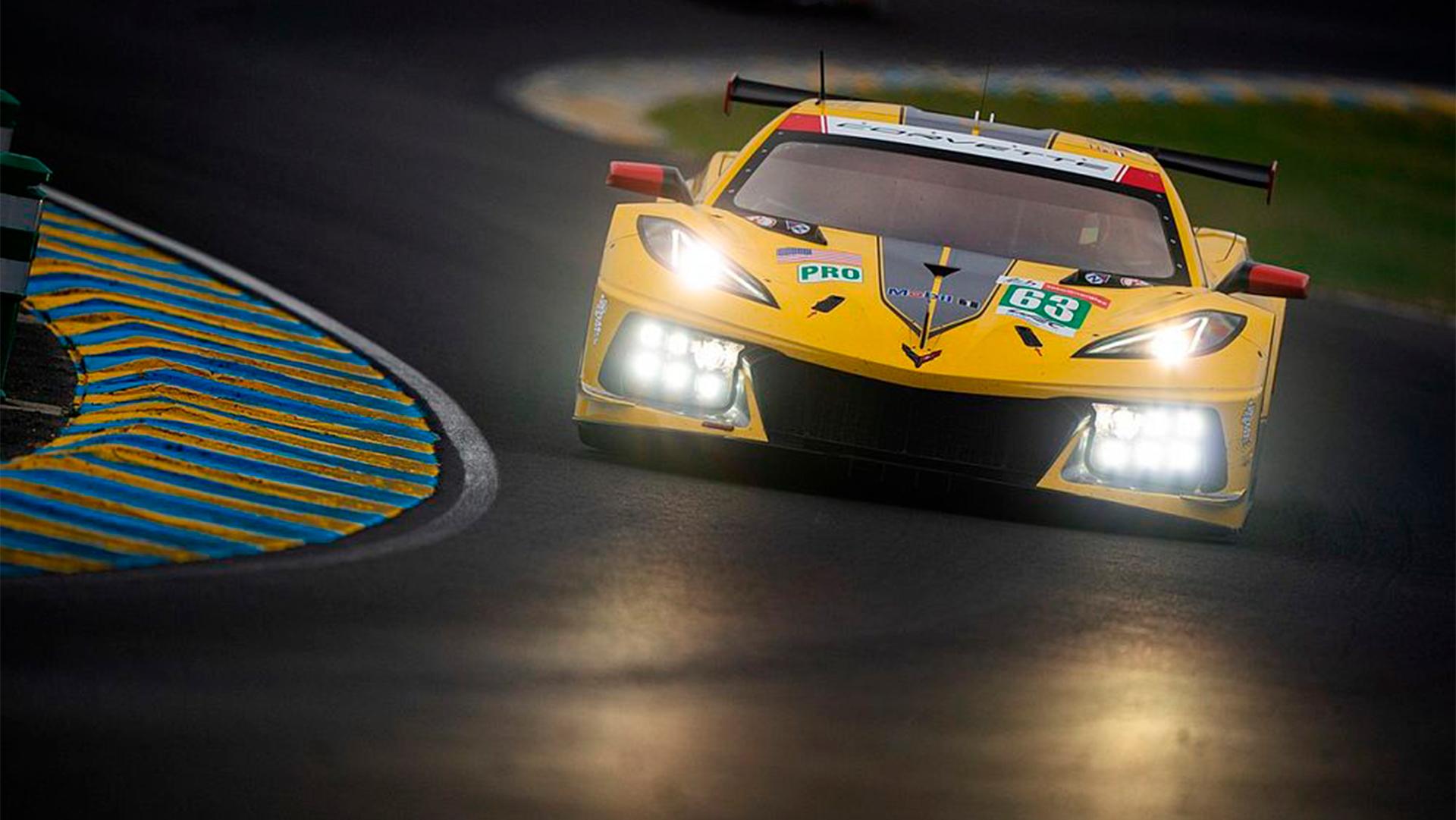 Antonio Garcia, Corvette C8.R.
