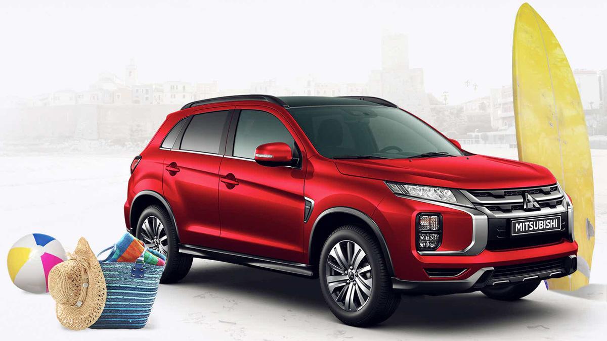 Mitsubishi ASX 2.0 GLP 150 CV: un SUV ecológico… de lo más interesante