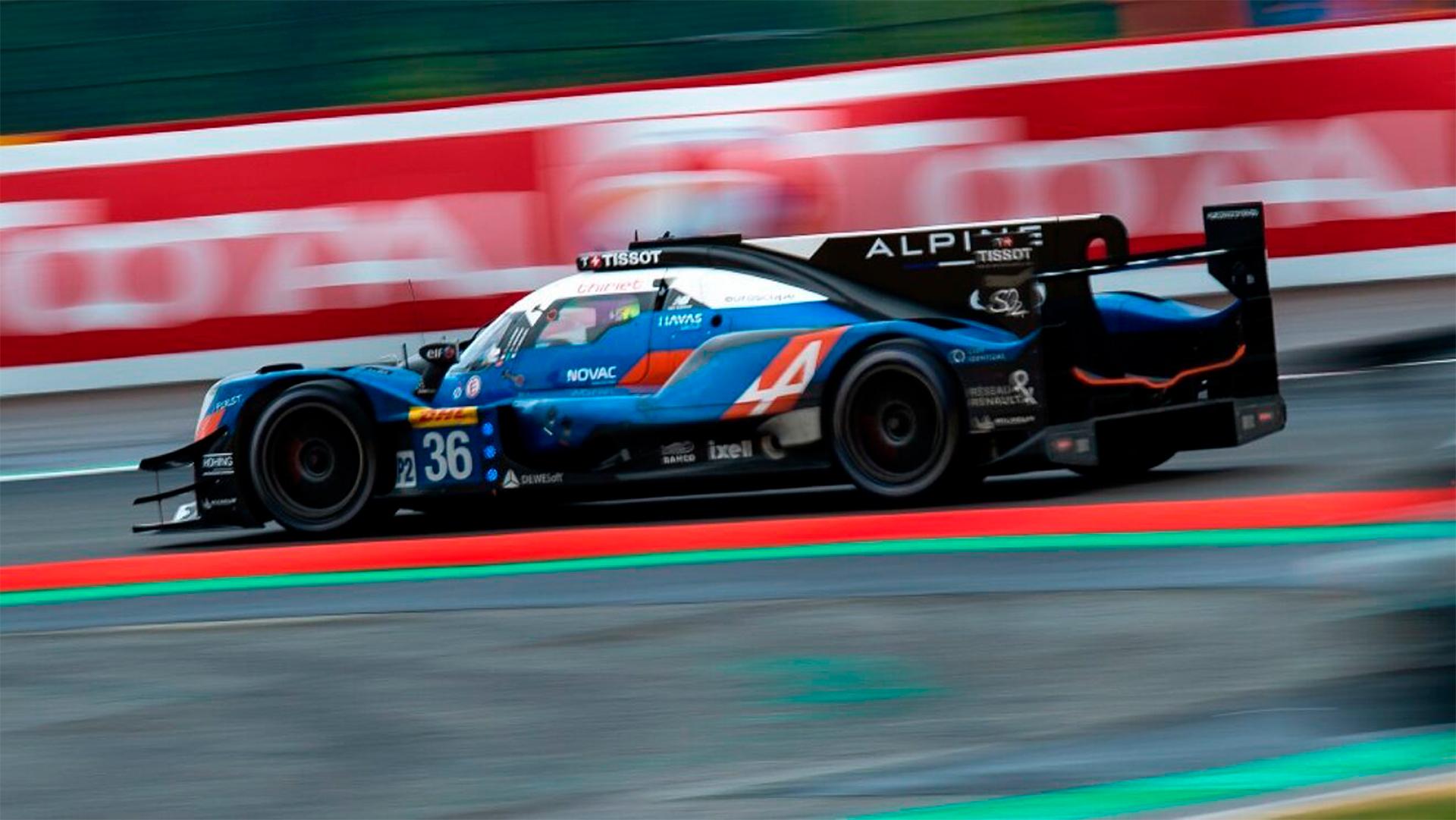 Alpine #36 24 Horas de Le Mans