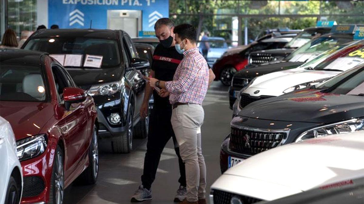 Cuánto IVA pagarás si compras un coche