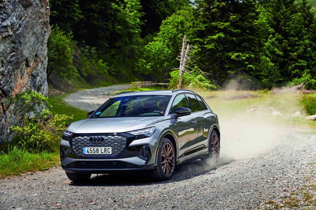 Audi Q4 Etron 72