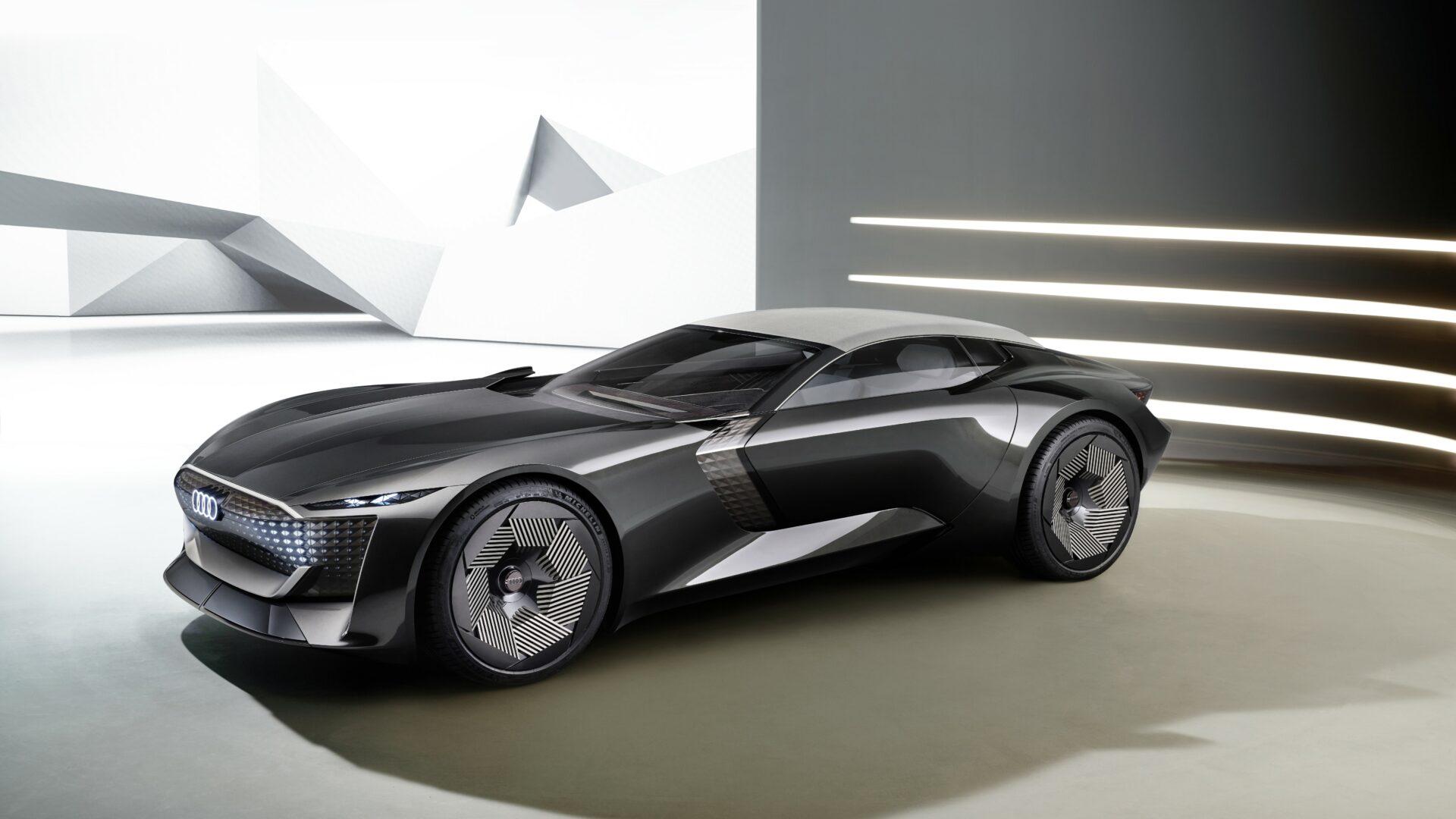 Nuevo Audi Skysphere Concept: un vistazo al futuro