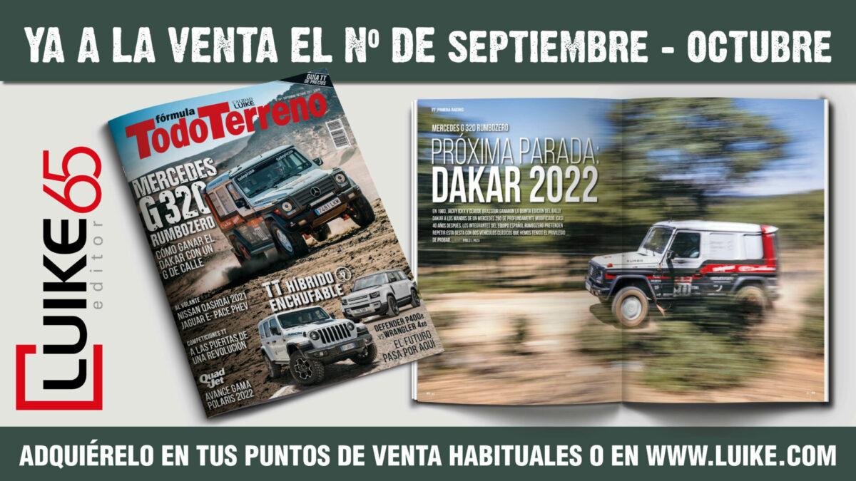 Revista Fórmula TodoTerreno 241