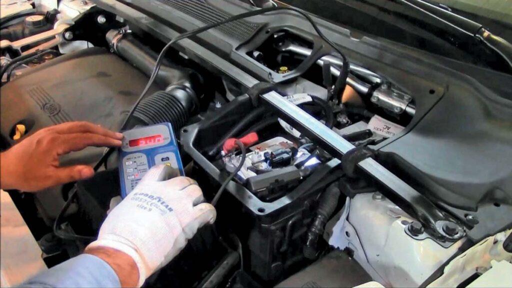 Revisión del sistema eléctrico del cochee