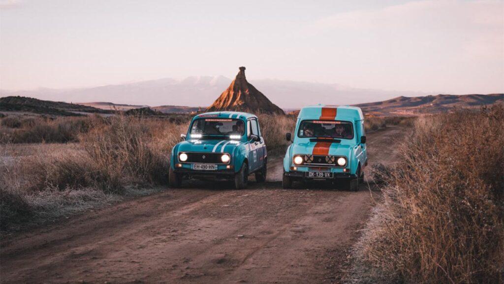 Blue-Rally Bardenas