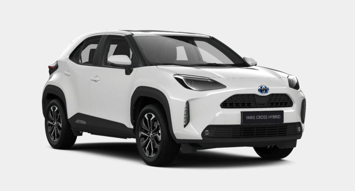 El nuevo Toyota Yaris Cross 2021 con motor híbrido y etiqueta ECO en oferta, por 185 euros al mes