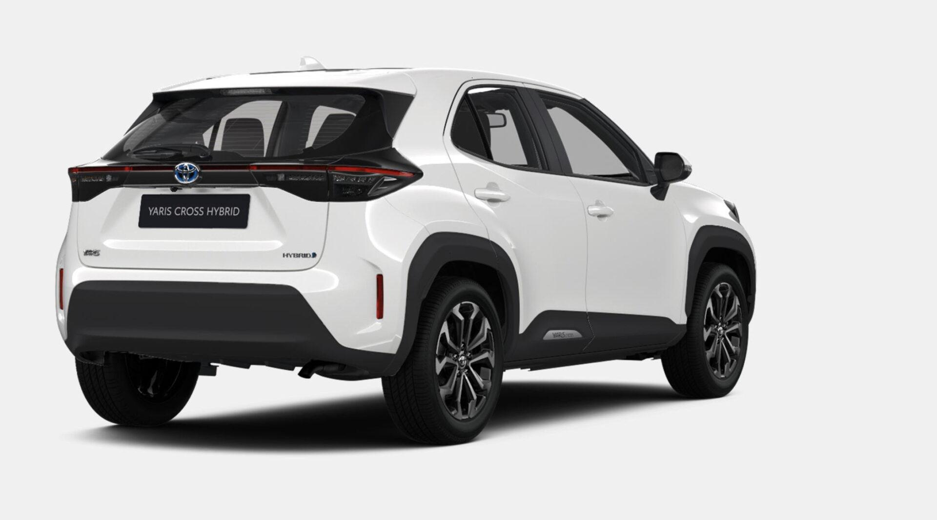 Toyota Yaris Cross Active Tech