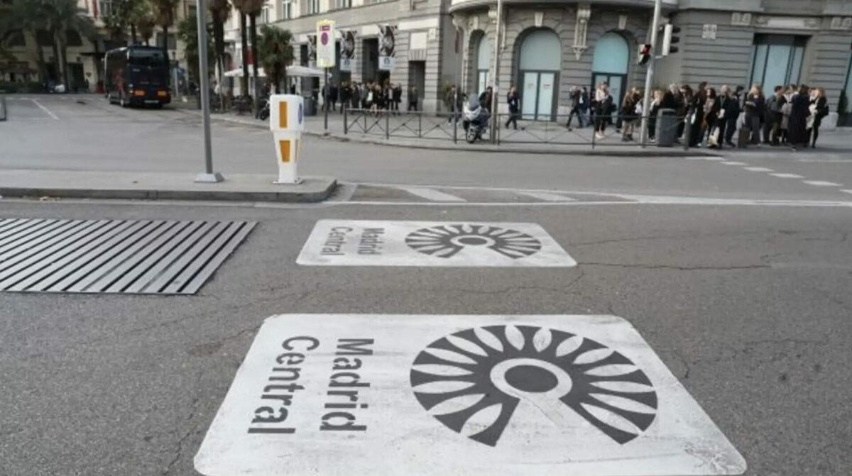 Madrid Distrito Centro: ¿por donde pueden circular los vehículos con etiqueta C?