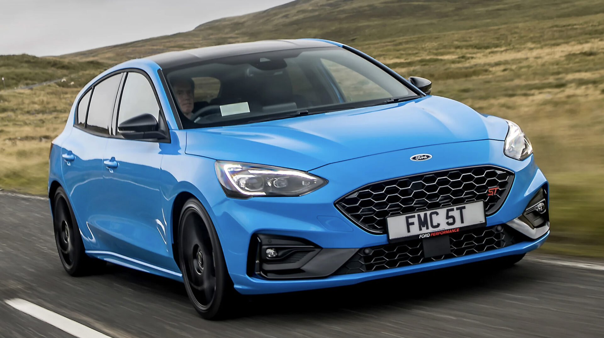 Nuevo Ford Focus ST Edition