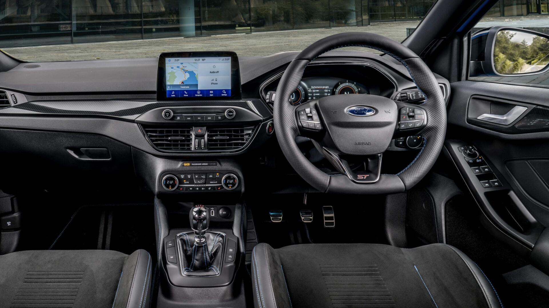 Ford Focus ST Edition interior