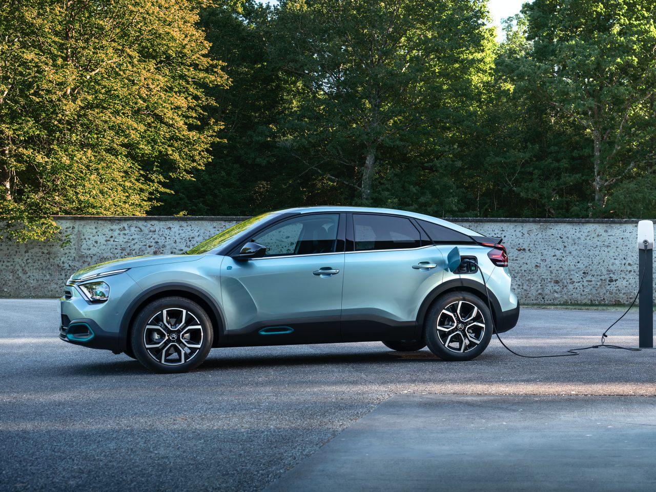 Citroën C4 eléctrico