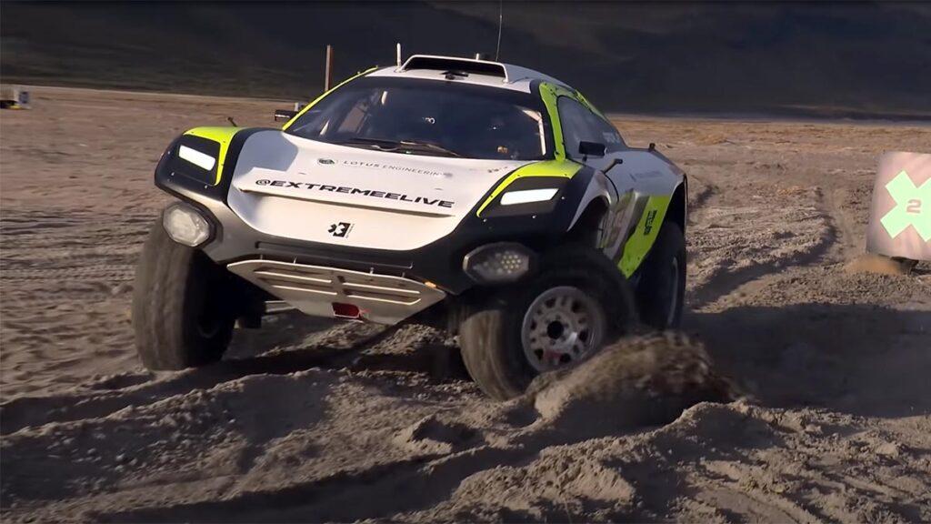 Arctic X Prix Extreme E