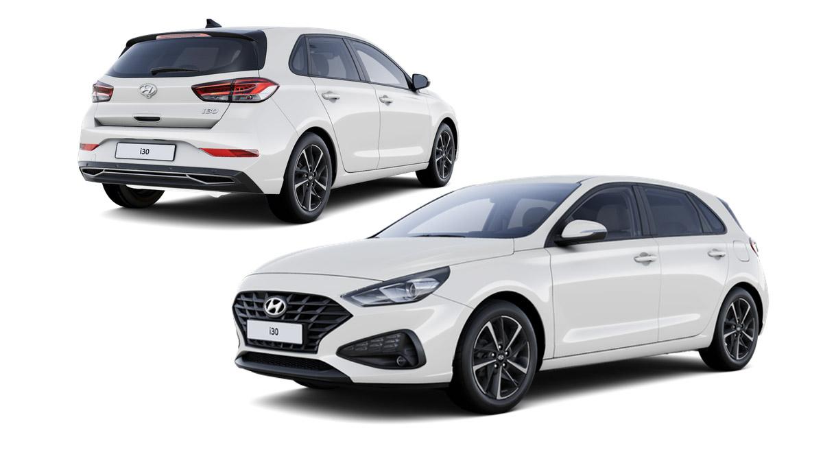 Nuevo Hyundai i30 Klass SLX 2021: un acabado muy atractivo y con grandes descuentos