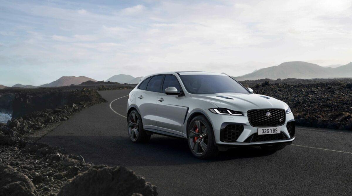 El Jaguar F-Pace estrena nueva versión R-Dynamic Black con mejoras estéticas y más equipamiento