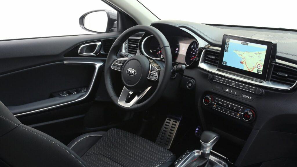 Kia ceed 2021 restyling