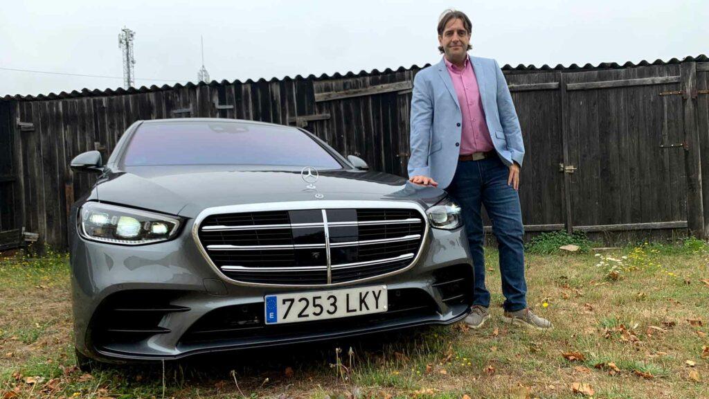 Mercedes Clase S 1