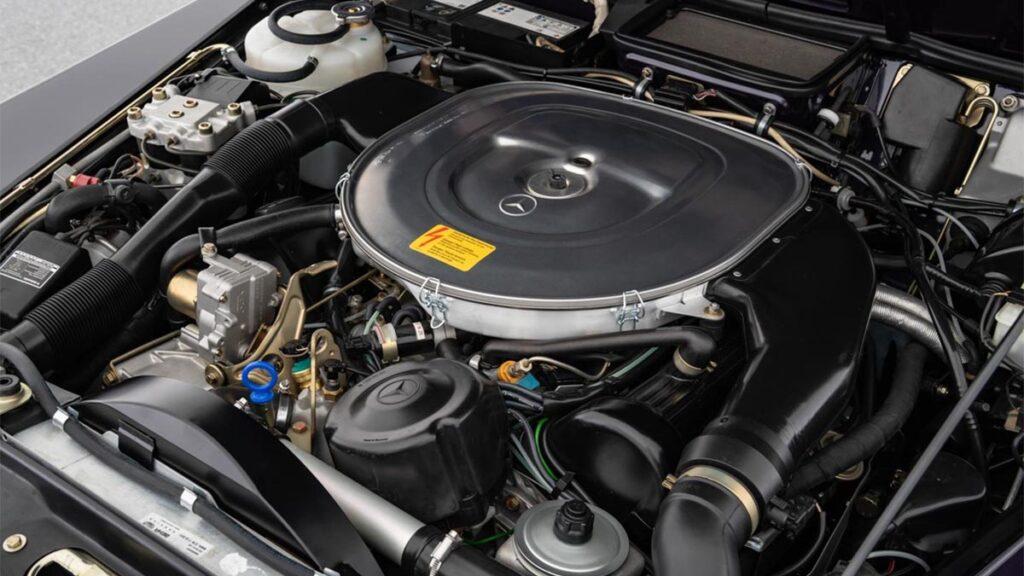 Mercedes GE 6.0 AMG