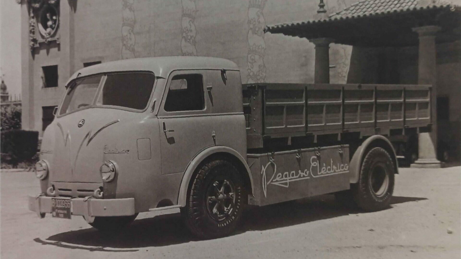 Pegaso, historia del vehículo industrial en España