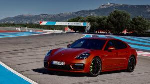 Nueva gama híbrida del Porsche Panamera 2021